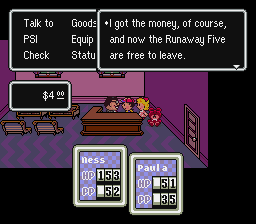 earthbound runaway five - photo #37