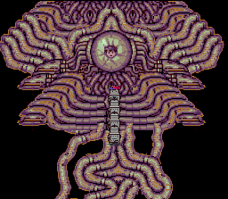 Image result for earthbound giygas lair