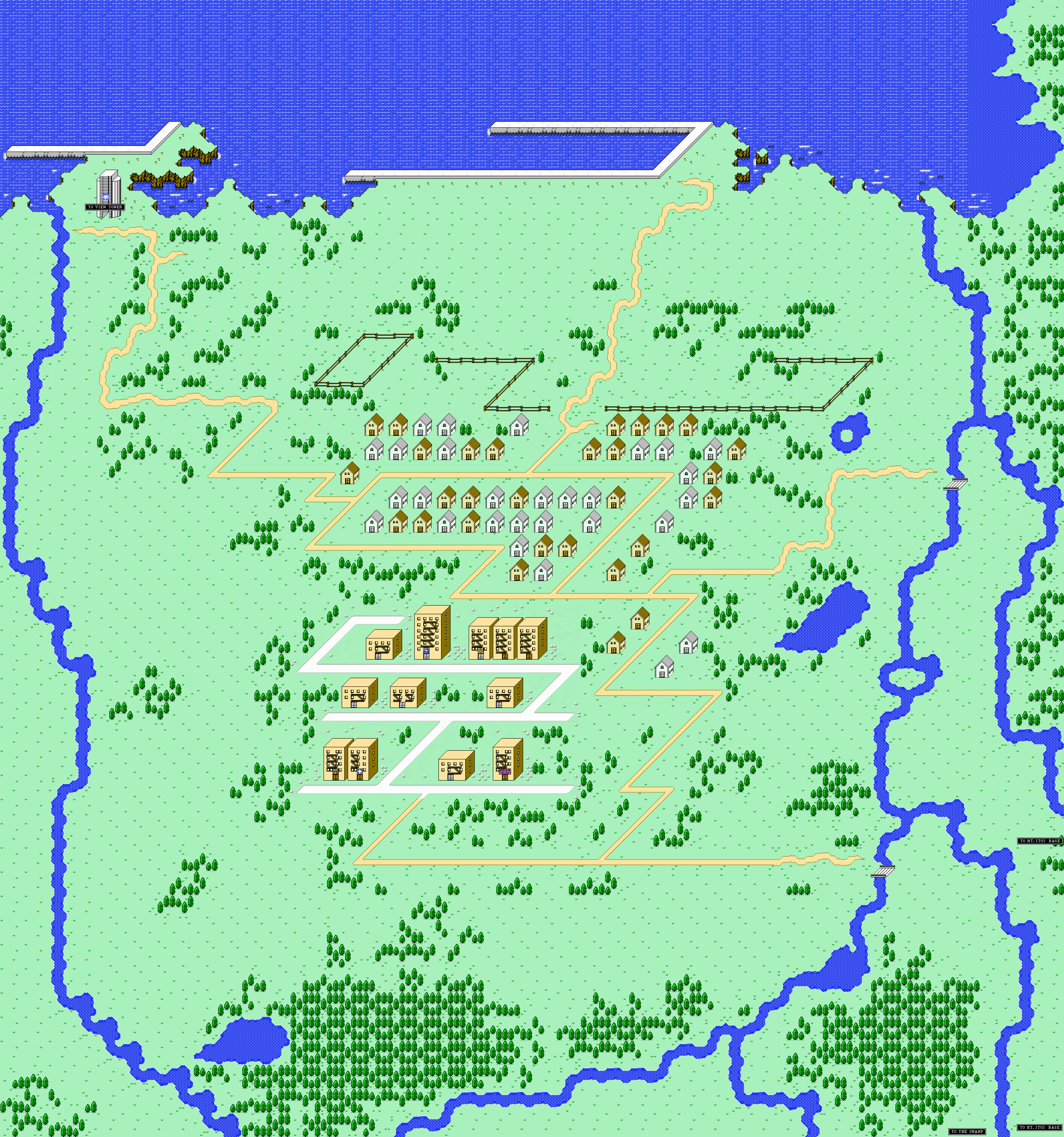 Starmen.Net EarthBound Zero Walkthrough: Game Maps on made up maps, snes maps, google maps, cool site maps, metro bus houston tx maps, fictional maps, epic d d maps, interesting maps, cartography maps, mmo maps, fishing maps, all of westeros maps, dragon warrior monsters 2 maps, jrpg maps, prank maps, bully scholarship edition cheats maps, house maps, simple risk maps, all the locations of the death camp maps, dvd maps,